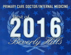 Ehsan Ali, MD: Beverly Hills Concierge Doctor | An award